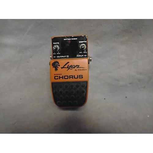 In Store Used Used LYON STEREO CHORUS Effect Pedal