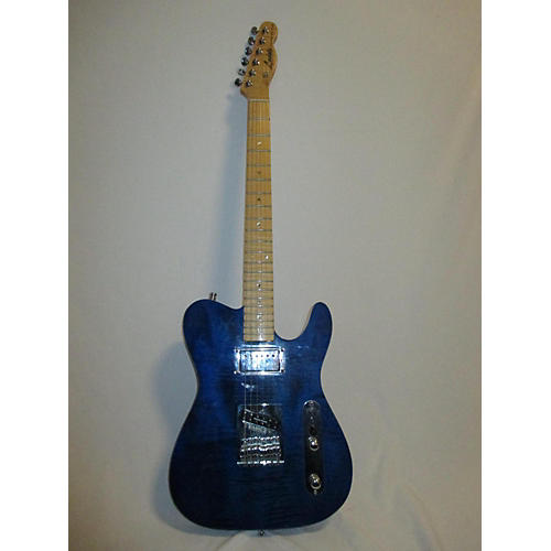 In Store Used Used Ladale Tadale Blue Solid Body Electric Guitar