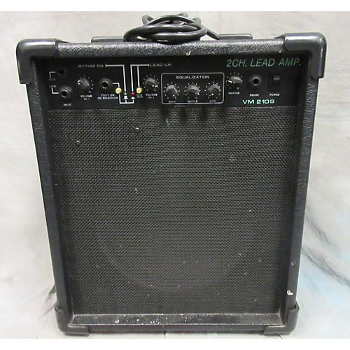 In Store Used Used Lead Amp VM 210S Guitar Combo Amp