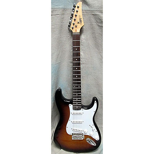 In Store Used Used Legacy Standard 2 Tone Sunburst Solid Body Electric Guitar-thumbnail