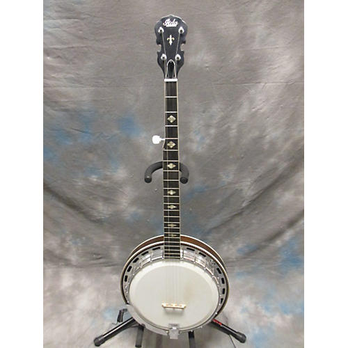 In Store Used Used Lida Model 230 Natural Banjo-thumbnail