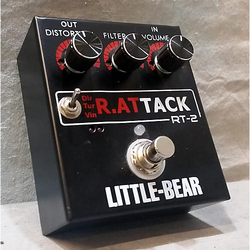 In Store Used Used Little Bear RT2 Effect Pedal