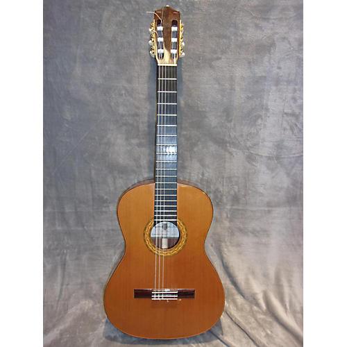 In Store Used Used Lo Prinzi International Concert Cedar Natural Classical Acoustic Guitar