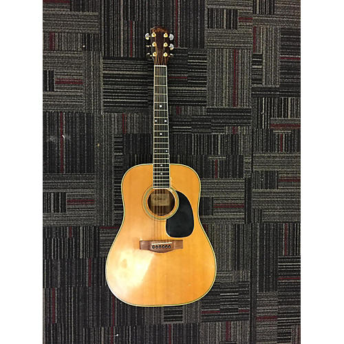 In Store Used Used Lo Prinzi LR20 Natural Acoustic Guitar