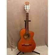 Used Lone Star Bandera Natural Classical Acoustic Guitar