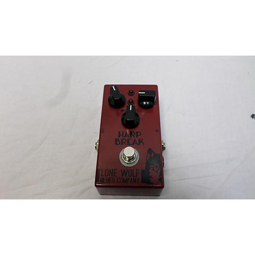 In Store Used Used Lone Wolf Blues Co Harp Break Effect Pedal