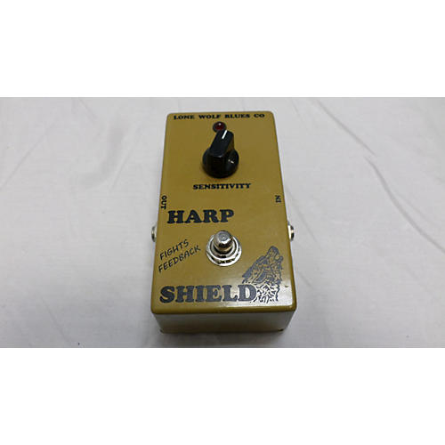 In Store Used Used Lone Wolf Blues Co Harp Shield Effect Pedal