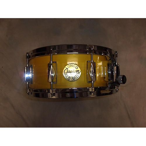 In Store Used Used Longo 5.5X14 Custom Drum Butterscotch Blonde