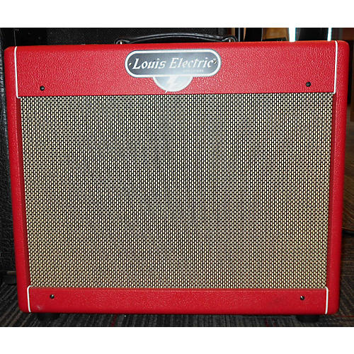 In Store Used Used Louis Electric HD12 Tube Guitar Combo Amp-thumbnail