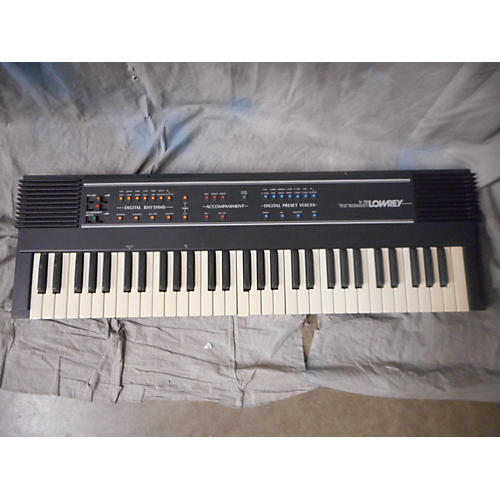 In Store Used Used Lowrey V-70 Organ