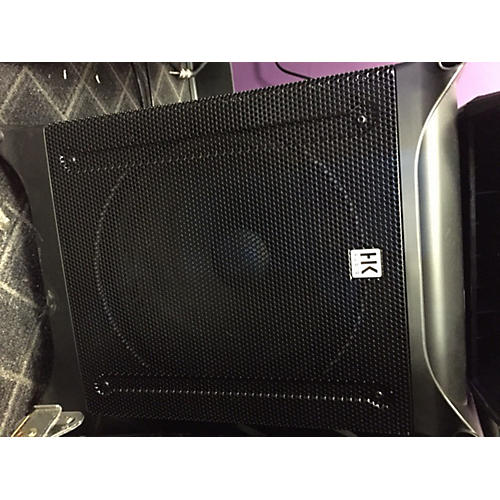 In Store Used Used Lucas Nano 300 Powered Speaker-thumbnail
