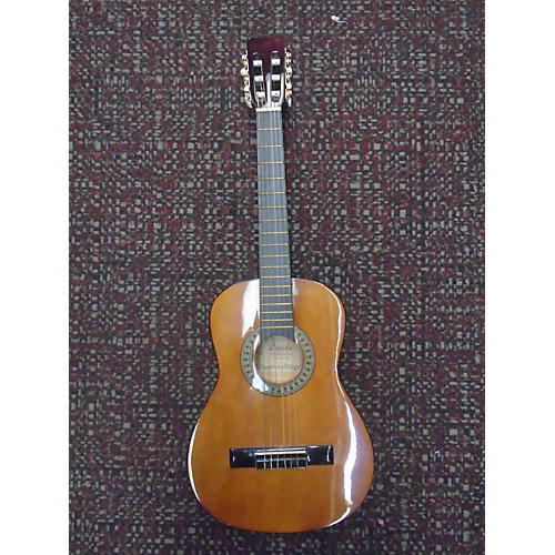 In Store Used Used Lucidia LG510 1/2 Natural Classical Acoustic Guitar-thumbnail