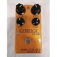 Used Lumpy's Tone Shop Compressor OS-3 Effect Pedal