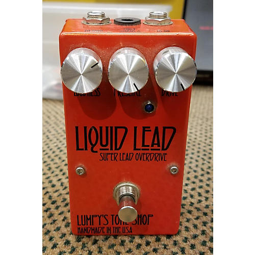 In Store Used Used Lumpy's Tone Shop Liquid Lead Effect Pedal-thumbnail