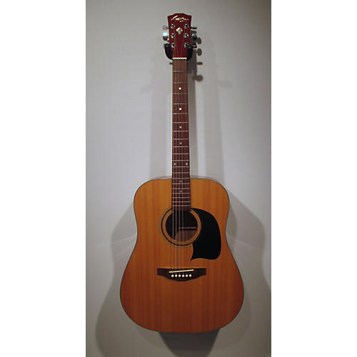 In Store Used Used Lyon By Washburn LG2 Natural Acoustic Guitar
