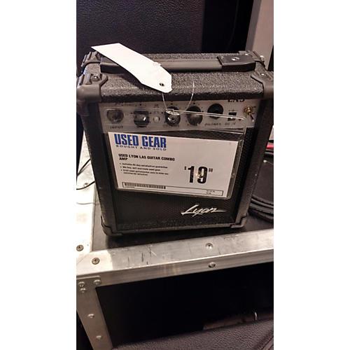 In Store Used Used Lyon LA5 Guitar Combo Amp-thumbnail