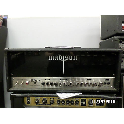 In Store Used Used MADISON DIVINITY II Tube Guitar Amp Head