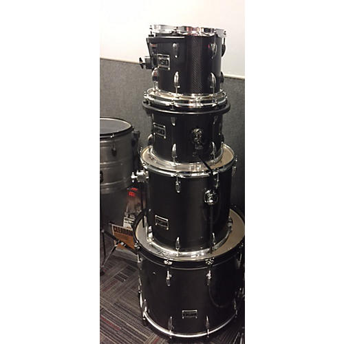 In Store Used Used MAING 2014 4 piece MSD CARBON FIBER Drum Kit CARBON FIBER