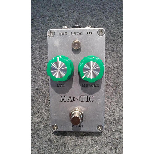 In Store Used Used MANTIC THUG Effect Pedal