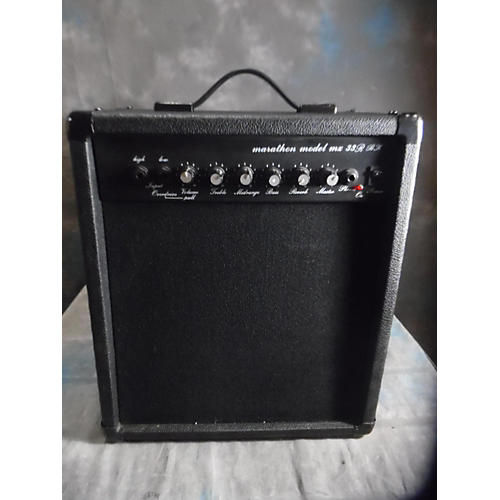 In Store Used Used MARATHON MX33R Guitar Combo Amp