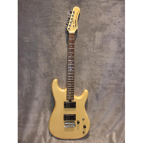 In Store Used Used MARINA FEELING SERIES FL2 DIRTY WHITE Solid Body Electric Guitar