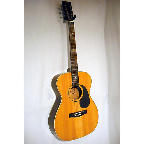 used marquis by harmony h370 natural acoustic guitar natural guitar center. Black Bedroom Furniture Sets. Home Design Ideas