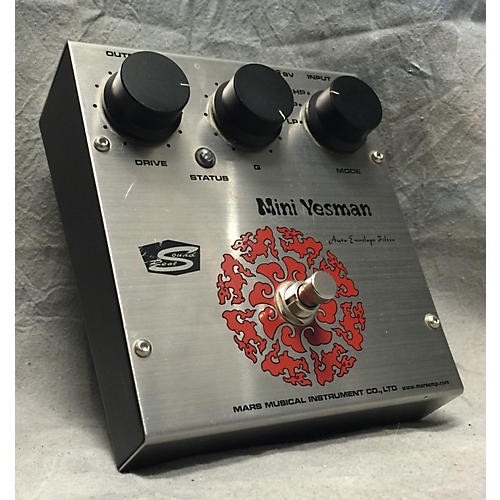 In Store Used Used MARS MINI YESMAN Effect Pedal