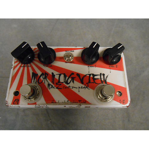 In Store Used Used MAX Z CUSTOM PEDALS MORNING VIEW OVERDRIVE Effect Pedal