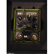 Used MC SYSTEMS 2014 BWI DYNAMIC FUZZ Effect Pedal