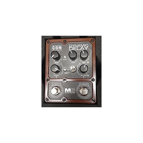 In Store Used Used MC SYSTEMS CGN DYNAMIC Effect Pedal
