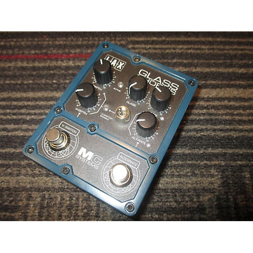 In Store Used Used MC Systems Glass Chorus Effect Pedal-thumbnail