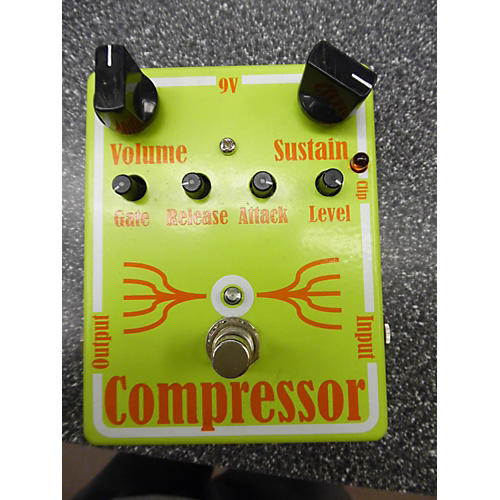 In Store Used Used MI EFFECTS COMPRESSOR Effect Pedal-thumbnail