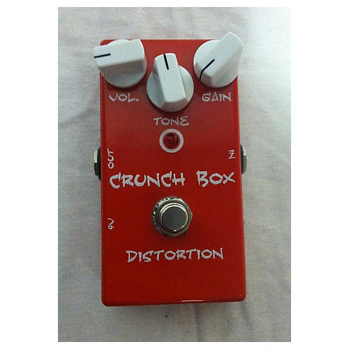 In Store Used Used MI Effects Crunch Box Effect Pedal-thumbnail