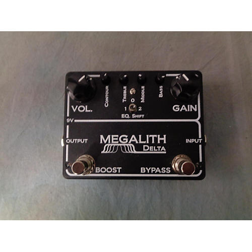 In Store Used Used MI Effects Megalith Effect Pedal