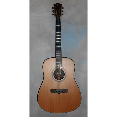 In Store Used Used MIDERA A-5D Natural Acoustic Guitar