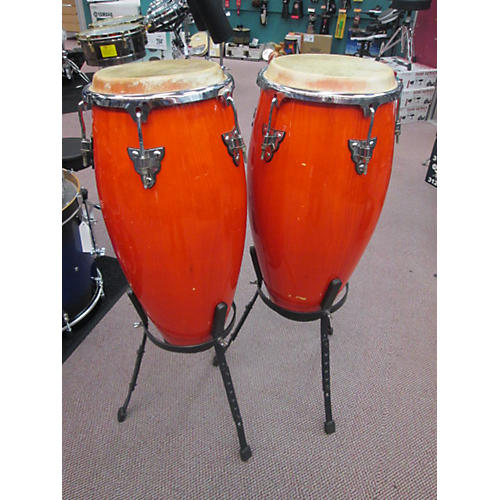 In Store Used Used MILLENNIUM 12.5in CONGA PAIR Conga-thumbnail