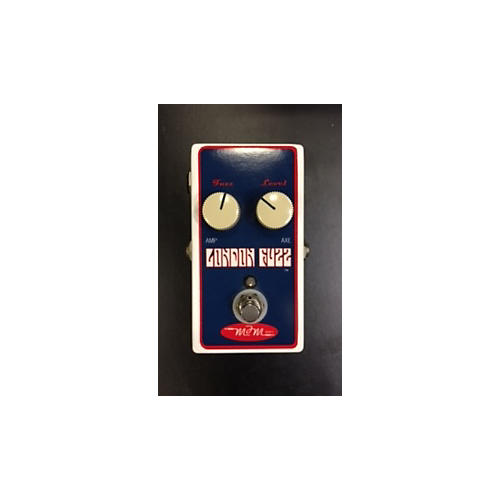 In Store Used Used MJM LONDON FUZZ Effect Pedal