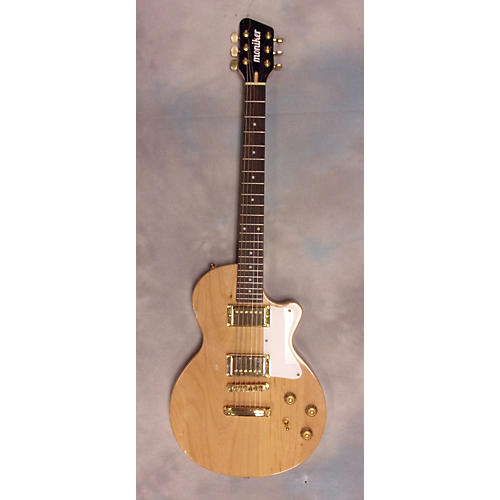 In Store Used Used MONIKER 2012 REEDSDALE Natural Solid Body Electric Guitar