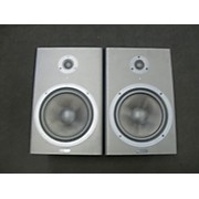 Used MONOPRICE 605800 PAIR 605800 Powered Monitor