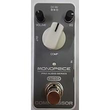 Used MONOPRICE 611605 MINI COMPRESSOR Effect Pedal