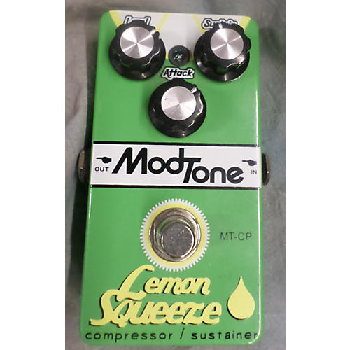 In Store Used Used MOOD TONE LEMON SQUEEZE Effect Pedal-thumbnail