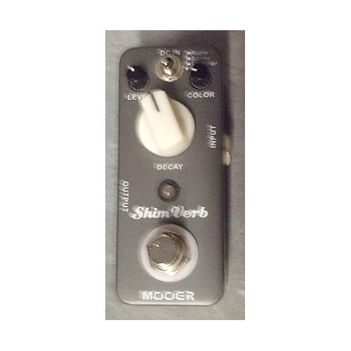 In Store Used Used MOORE SHIMVERB Effect Pedal-thumbnail