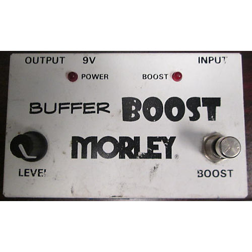 In Store Used Used MORELY BUFFER BOOST Effect Pedal
