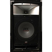 Used MTX AUDIO TP112 Unpowered Speaker