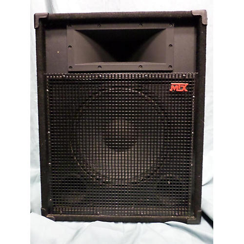 In Store Used Used MTX PWR115 Unpowered Speaker