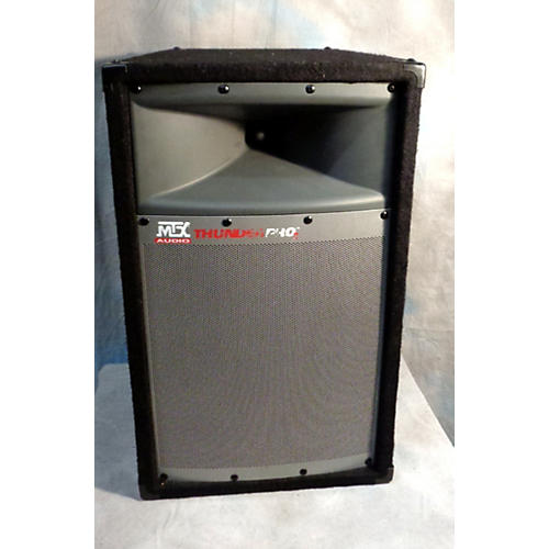 In Store Used Used MTX TP1200 Unpowered Speaker