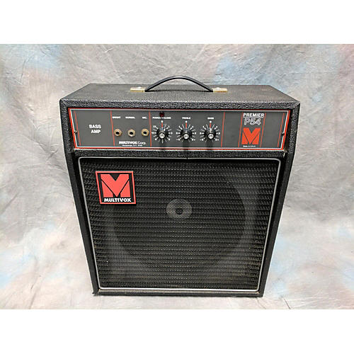In Store Used Used MULTIVOX PREMIER P54 Bass Combo Amp