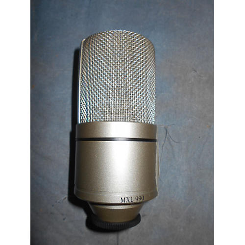 In Store Used Used MXI 990 Condenser Microphone-thumbnail