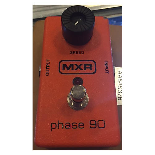 In Store Used Used MXR PHASE 90 M-101 Effect Pedal