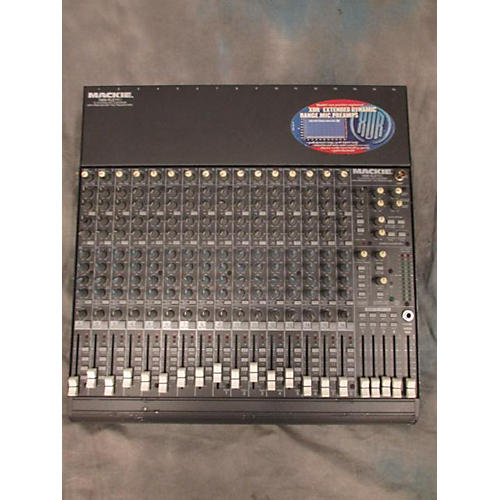 In Store Used Used Mackie 1604 Vlz Pro 2010 1604 Vlz Pro Unpowered Mixer-thumbnail